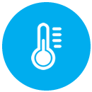 On-line temperature tracking