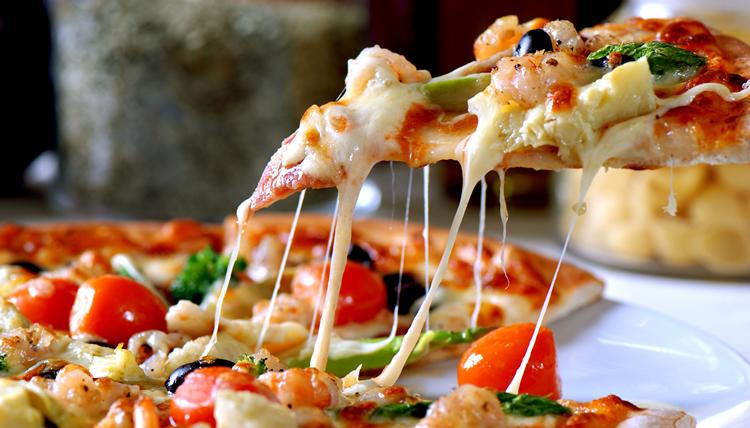 N & F Food Frozen Pizza