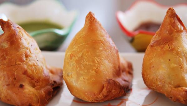 Chicken Singara