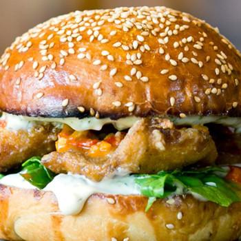 N & F Food Fish Burger Patty