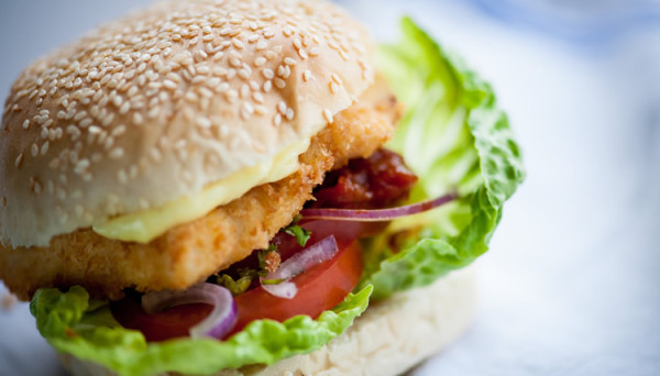 Fish Burger Patty