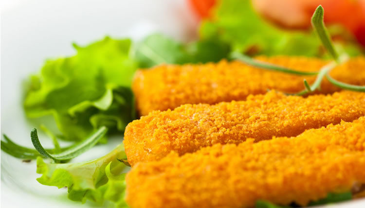 N & F Food Fish Fingers